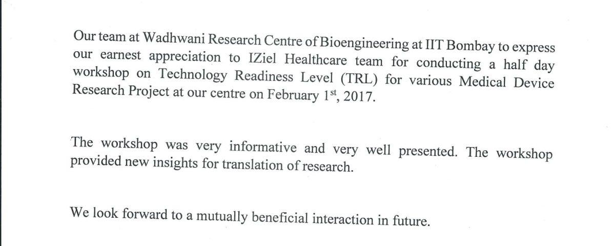 IIT Bombay Certificate-1